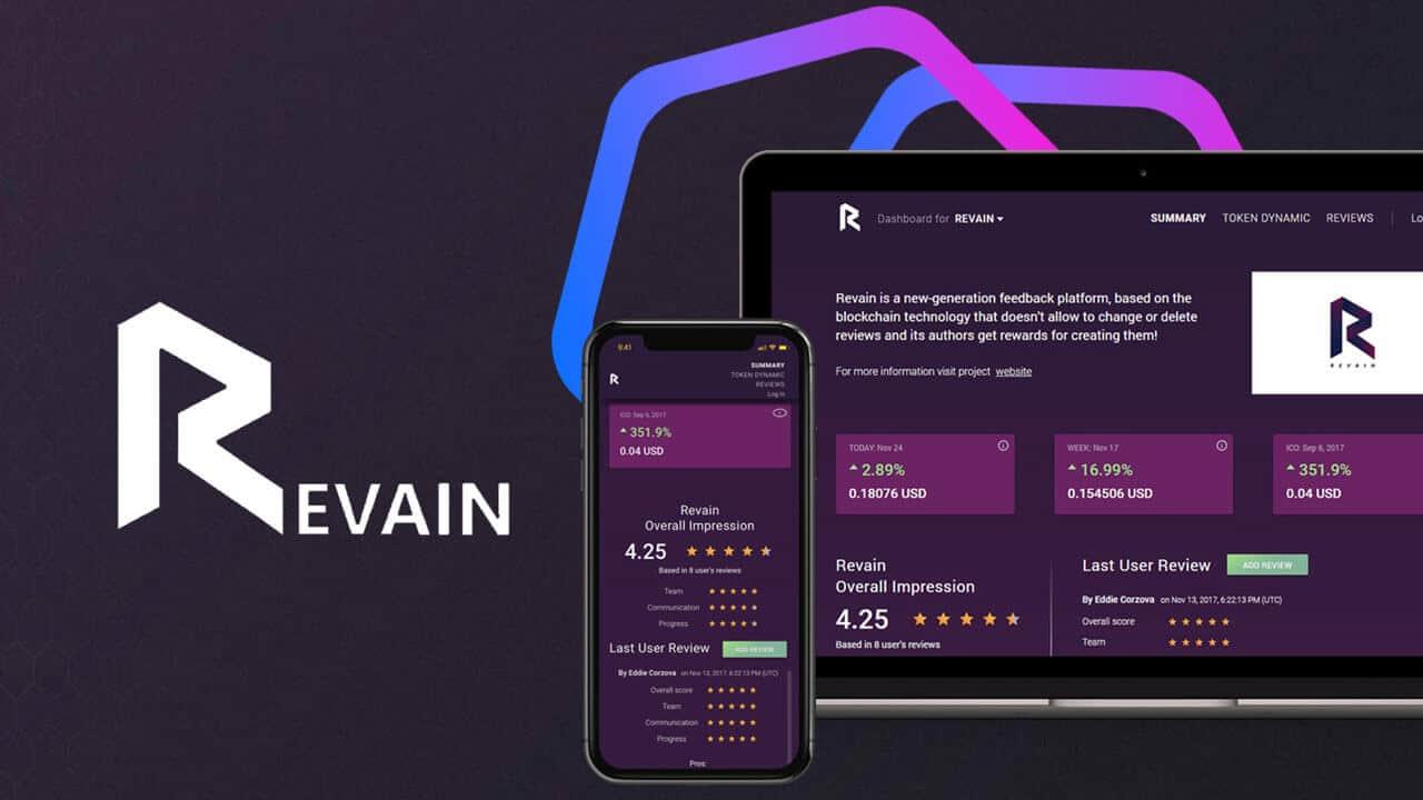 Revain (REV)