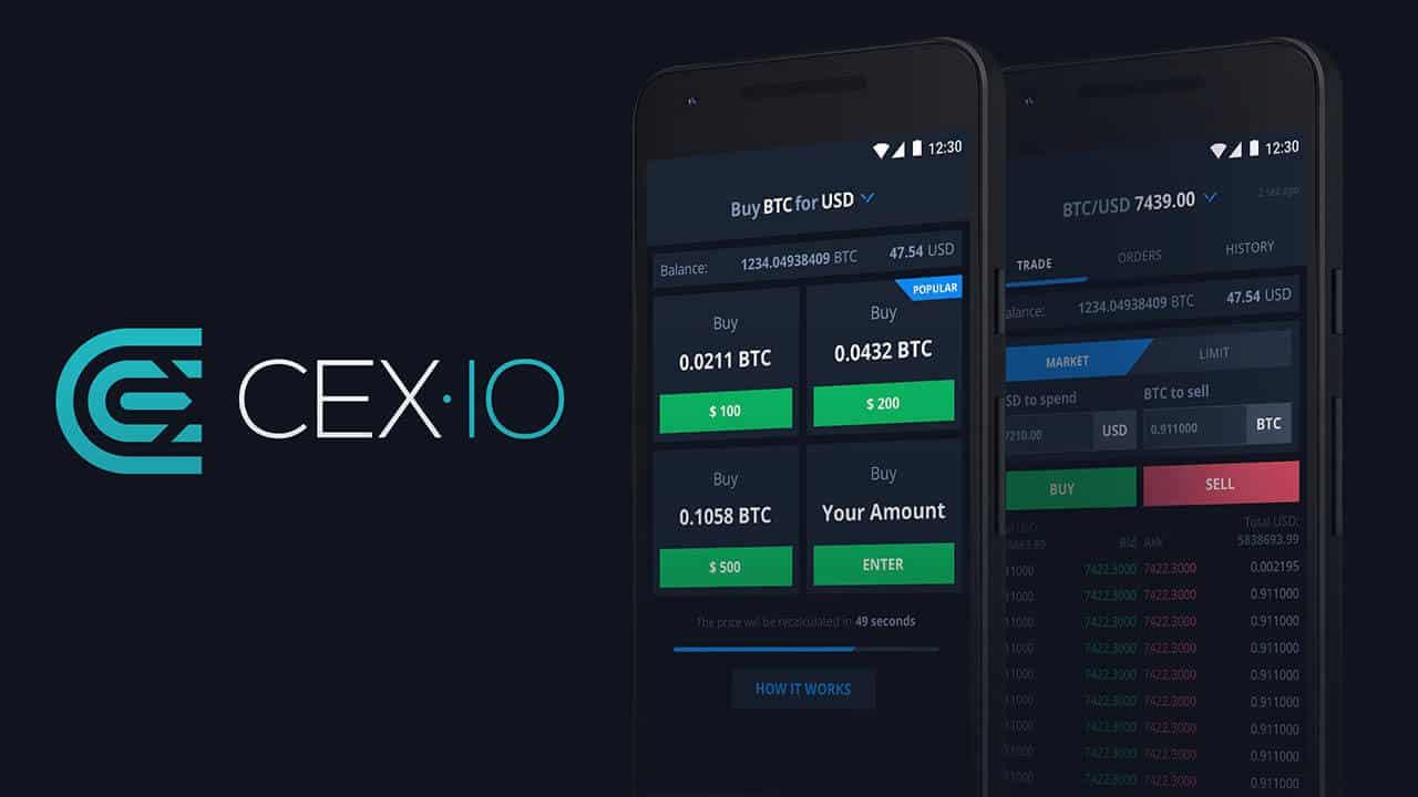 CEX.io Kripto Para Borsası