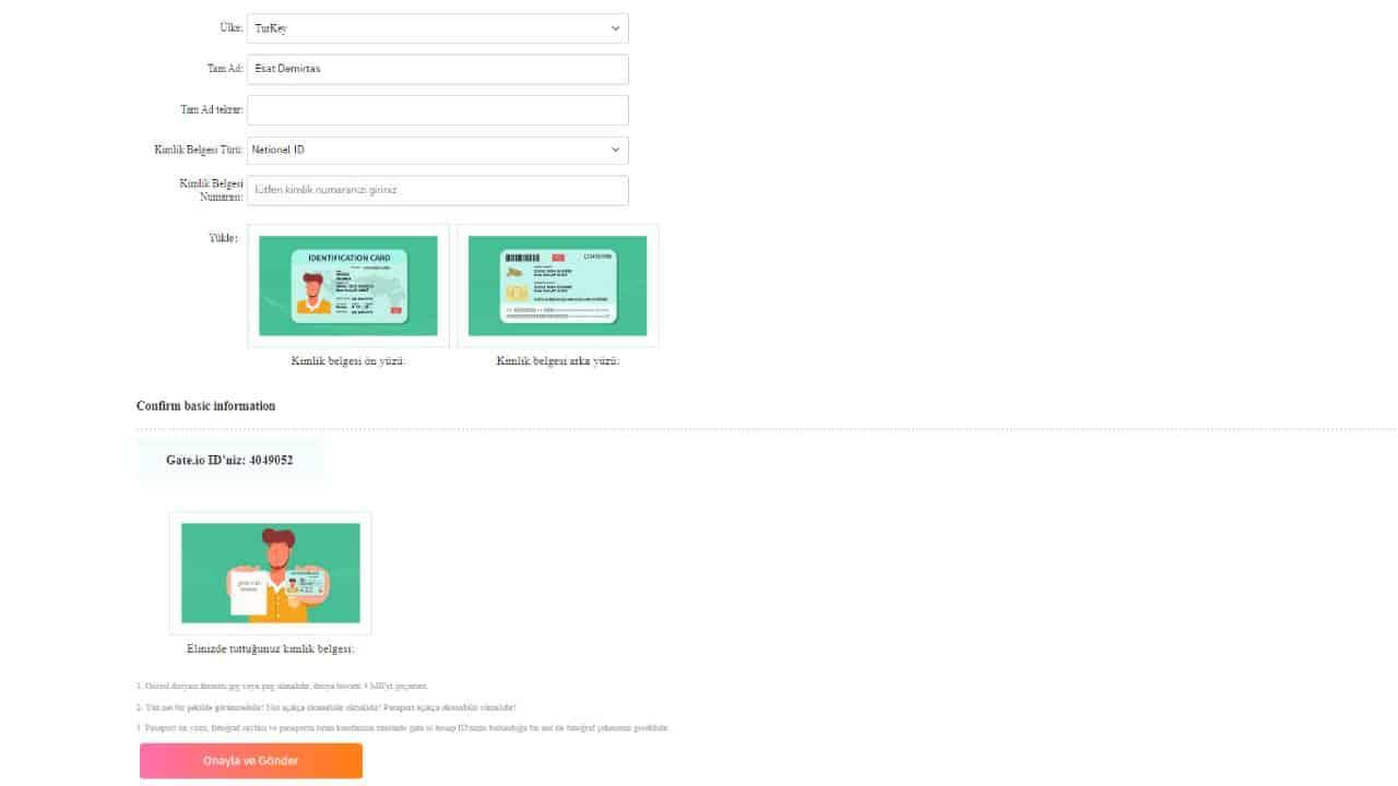 Gate.io Borsası ve Detaylı Kullanma Rehberi