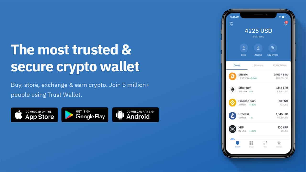 Trust Wallet İndirme